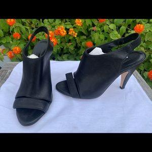 Loeffler Randall Italian leather heels 7M